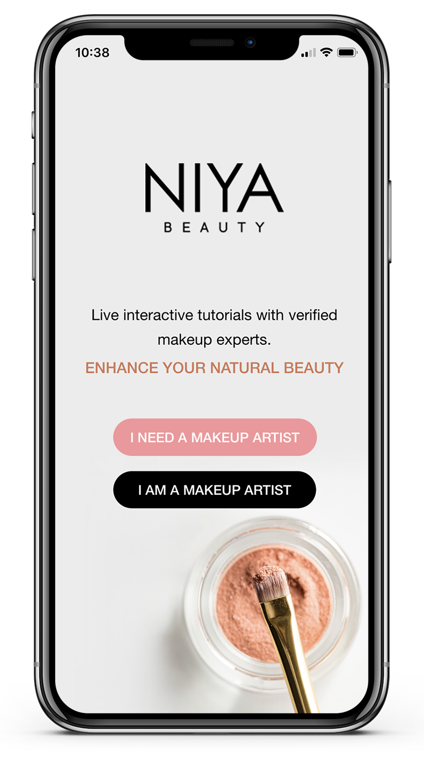 NIYA BEAUTY APP